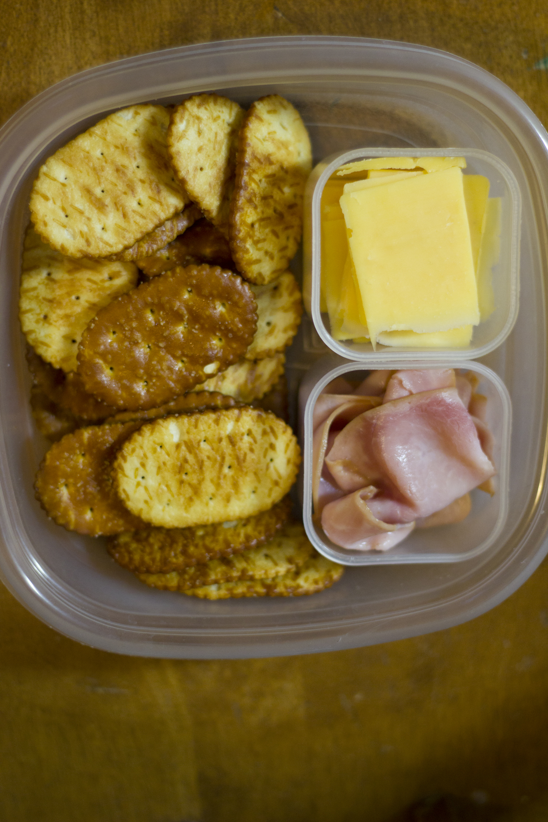 Homemade Lunchables |